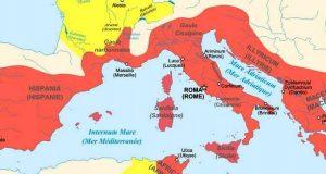 Римская империя в рейтинге величайших империй