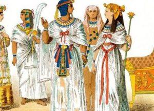Египтяне были близки в своём питании к вегетарианцам