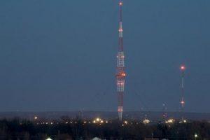 Супер-радиостанция мощностью в 500 киловатт