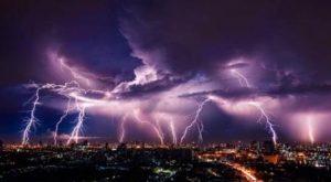 Грозовое облако мощнее самых мощных атомных станций на Земле