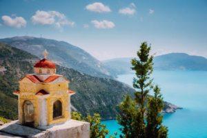 Придорожные святыни Греции