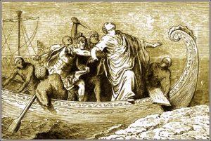 Помпей был убит по распоряжению 13-летнего мальчика