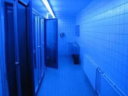 Синий свет против наркоманов