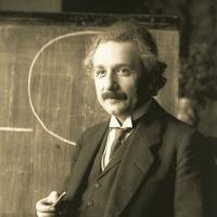Эйнштейн вовсе не был тупицей в математике