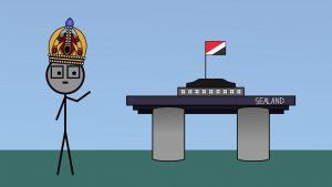 Княжество Силенд или Как создать свою страну