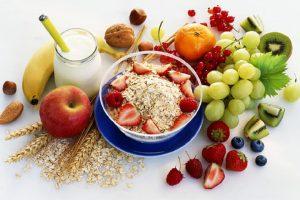 5 принципов здорового питания