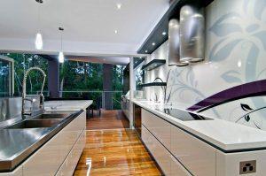 Три в одном – кухни от Kim Daffin