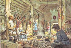 Викинги первыми создали систему социального обеспечения