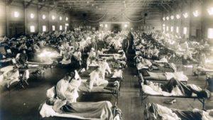 Испанский грипп 1918 года — крупнейшая пандемия в истории человечества
