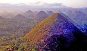 Шоколадные холмы Бохола