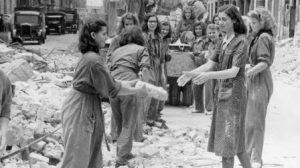Женщины, помогавшие восстановить Германию после Второй мировой войны