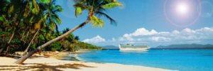 Карибы: там, где круглый год тёплое море