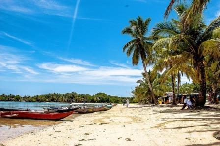 Пиратский остров  Санта-Мария